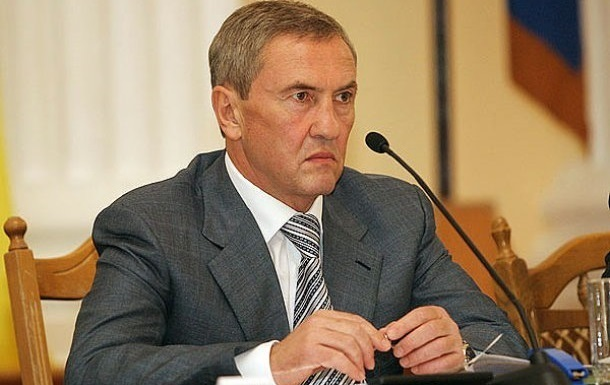 Черновецкий заявил, что отдал бизнес сыну ради Грузии
