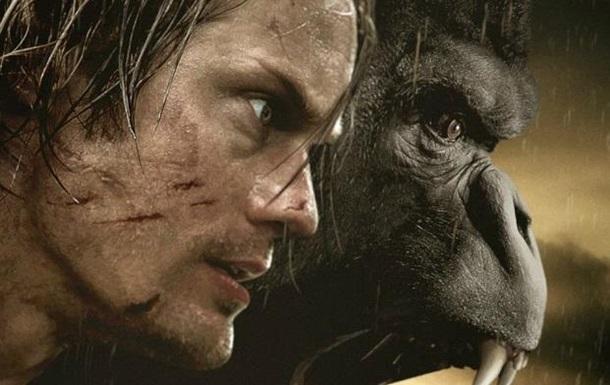 Вышел первый трейлер новой экранизации фильма о Тарзане