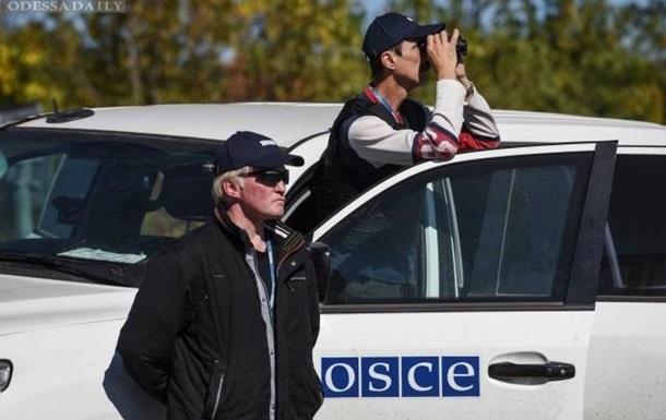 ОБСЕ открыла две патрульные базы на Донбассе