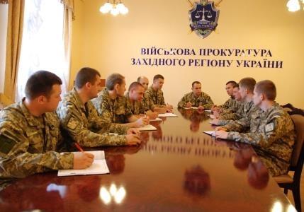 Результат работы военной прокуратуры на Украине: проблемы и вопросы все те же