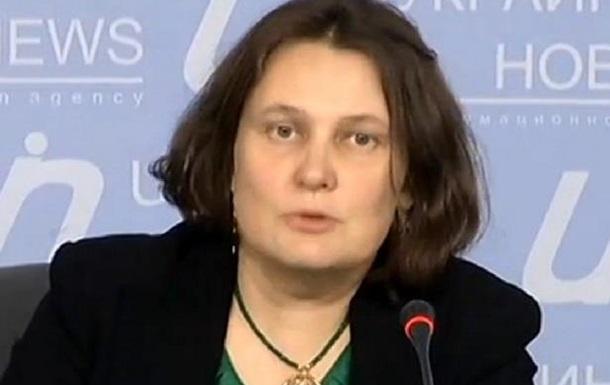 Українского юриста Тетяну Монтян нарешті визнали посібником терористів.