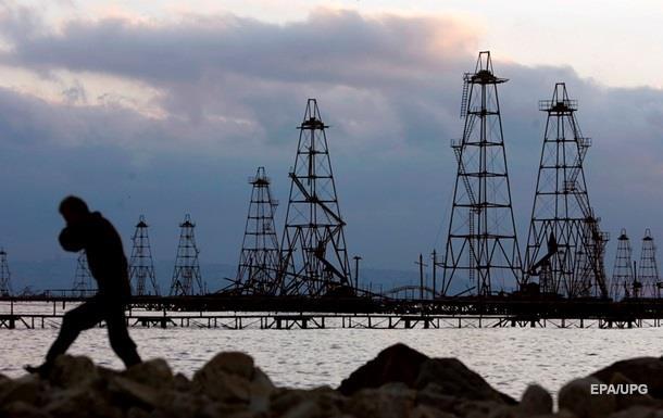 Обвал нефти: цена упала ниже 38 долларов
