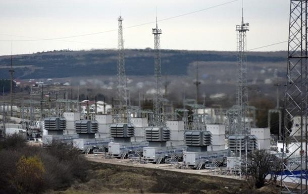 Ночью в Крыму возможны перебои с электричеством