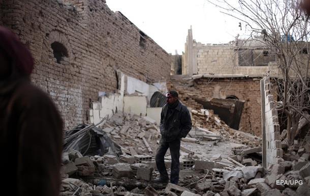 Авиаудары под Дамаском: погибли 28 мирных жителей