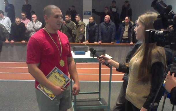 Артёмовск - Бахмут стал спортивной меккой