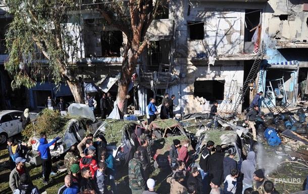 Совбез ООН не принял от России заявление по теракту в Хомсе - СМИ