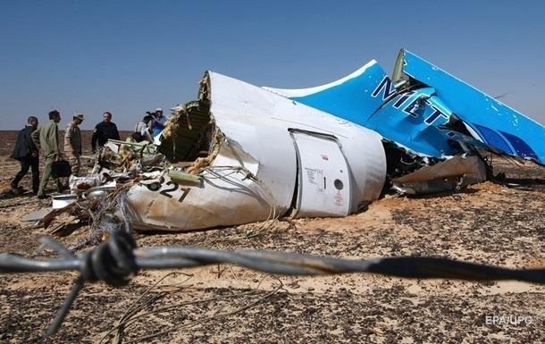 Египет не увидел теракта в крушении лайнера А321