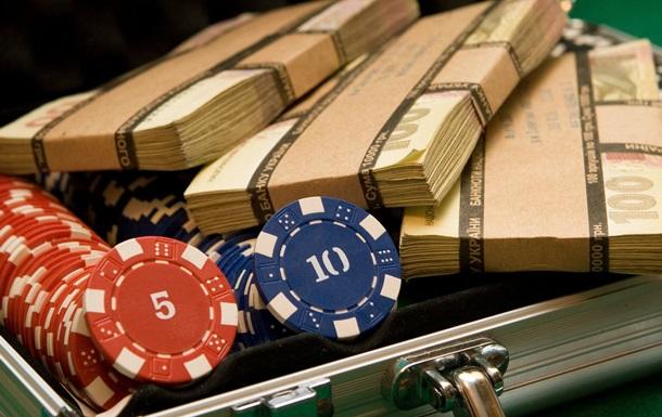 В украине запретили игорные заведения азартные игры игровые автоматы sharky для андроид