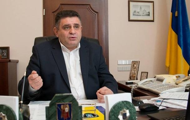 Терещук уволен с должности главы полиции Киева
