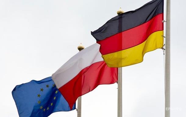 Польша обвинила Берлин в отстаивании интересов РФ