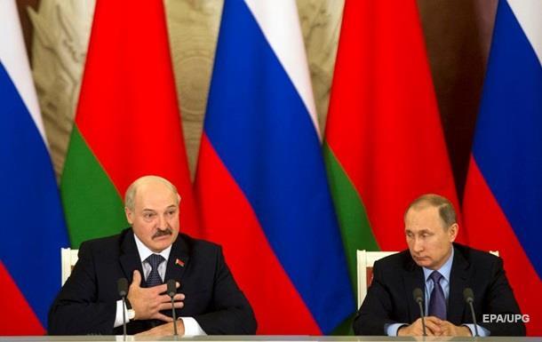 Лукашенко: С Путиным нет расхождений по Украине