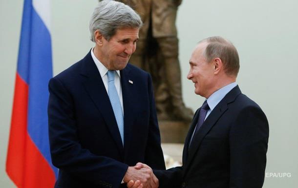 Керри: США и РФ готовы совместно бороться с ИГ