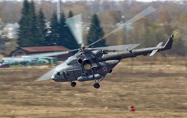 На Камчатке упал вертолет, есть погибшие
