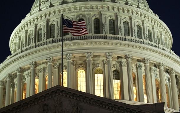 Конгресс продлил финансирование правительства США до 22 декабря