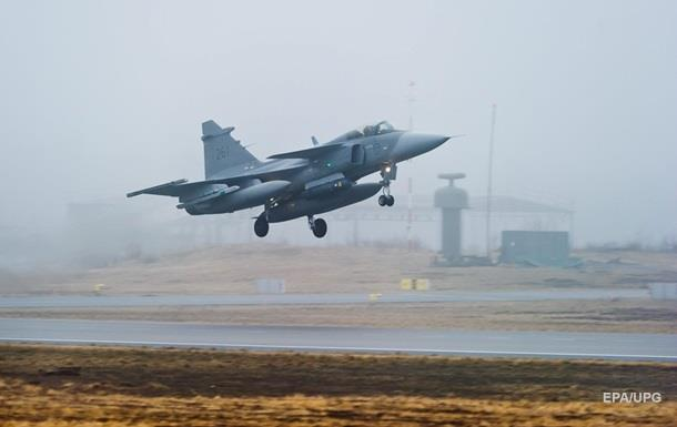 Швеция отказалась посылать авиацию для борьбы с ИГ