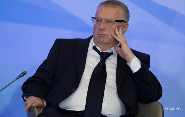 ЛДПР: Жириновский обсудил с Порошенко конфликт Авакова и Саакашвили