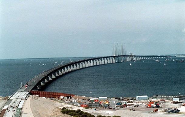 Швеция вводит погранконтроль на мосту в Данию
