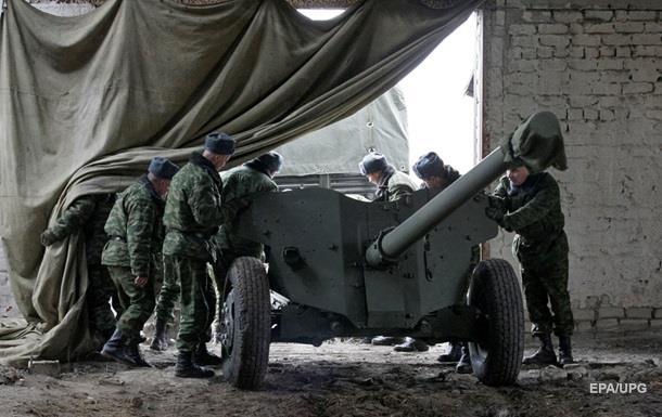 ОБСЕ: Сепаратисты укрепляют свои позиции
