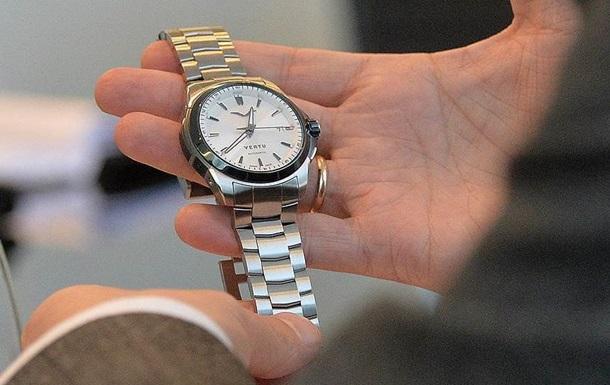 прототип часов Veru