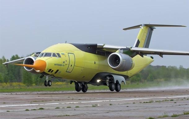Украина поставит Саудовской Аравии 30 самолетов Ан-178