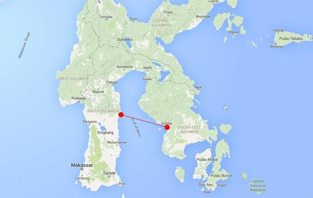 В Индонезии затонуло судно со 122 пассажирами - CМИ