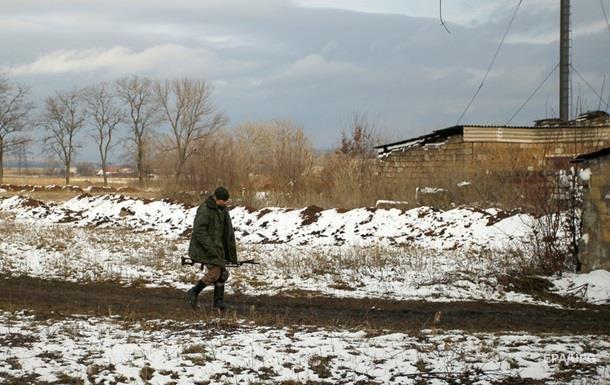 На Донбассе стали больше стрелять