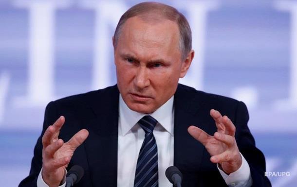 Путин: РФ не может отдать Донбасс националистам