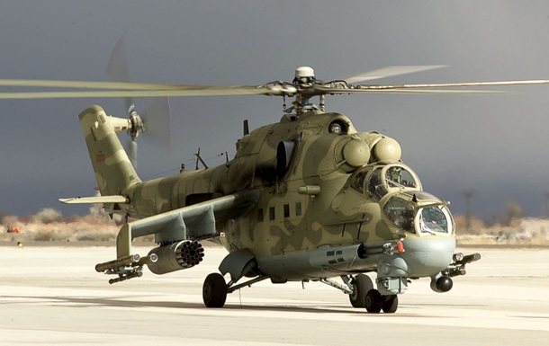 Россия укрепила авиабазу в Армении новыми боевыми вертолетами