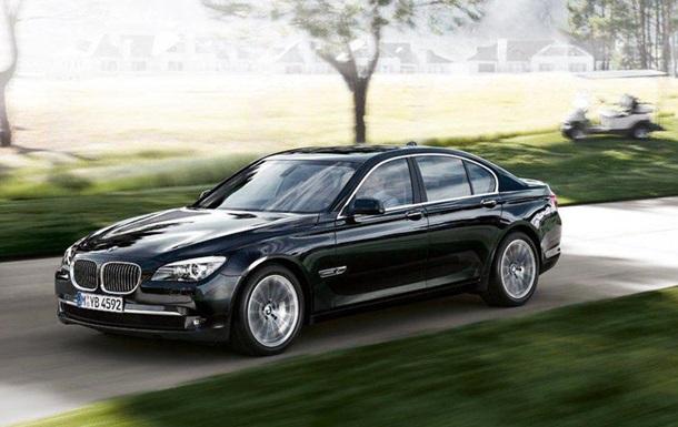 BMW 7-й серии фото