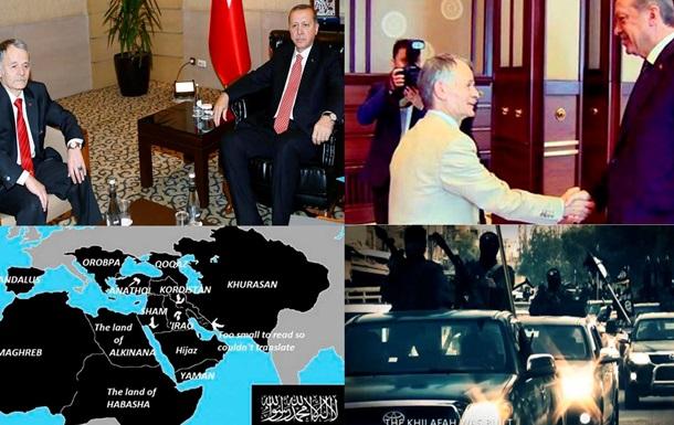 Турецкое отделение ИГИЛ  Серые волки  приступило к выполнению задач на Юге