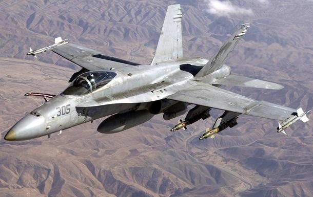 ВВС Канады ошибочно обстреляли армию Ирака - СМИ