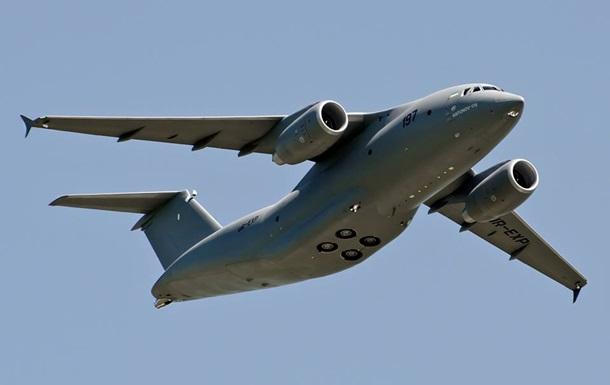 Антонов передумал называть новый самолет  Бандерой