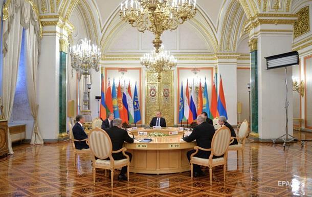У ЄАЕС підтримали політику РФ щодо України та Туреччини