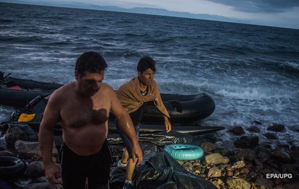 ООН: В Європу морем у 2015 році прибув  мільйон мігрантів