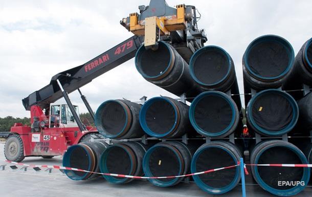 Німеччина схвалила проект Північного потоку-2