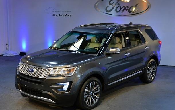 Ford отзывает более 300 тысяч автомобилей в США