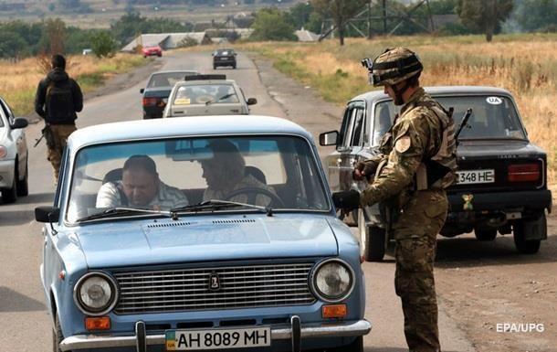 В Луганской области откроют новый пункт пропуска