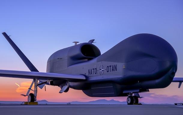 В НАТО испытали стратегический беспилотник