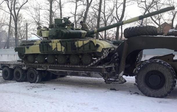 ВСУ получат модернизированные танки