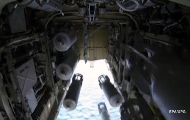 РФ в Сирии: авиаудары по тысяче объектов за неделю