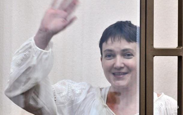 В защиту Савченко выступила ученый-астроном