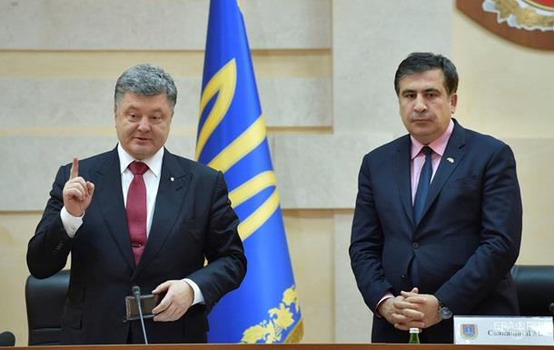 Обзор ИноСМИ: есть ли успехи у Саакашвили в Одессе