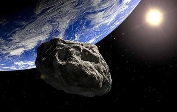 Массивный астероид сегодня подойдет к Земле