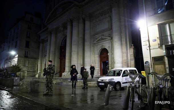 Ложная тревога. Во Франции из церкви эвакуировали 800 человек