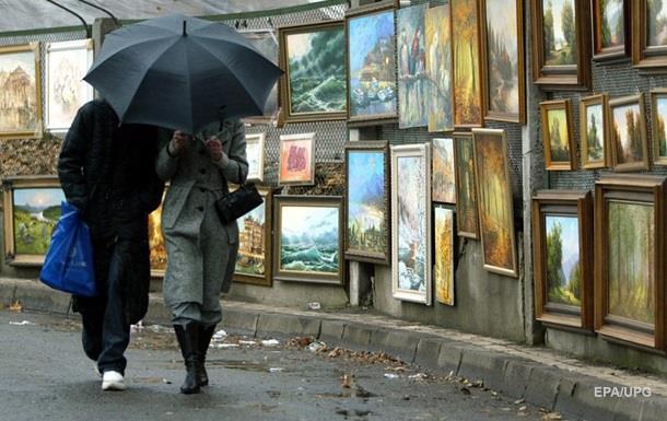 Украину ждут теплые выходные, местами дожди