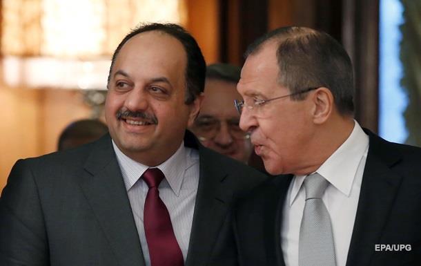 Россия и Катар не договорились о будущем Асада