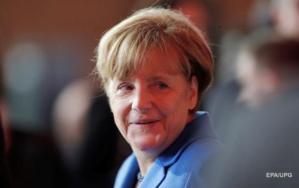 Россияне выбрали Меркель женщиной года