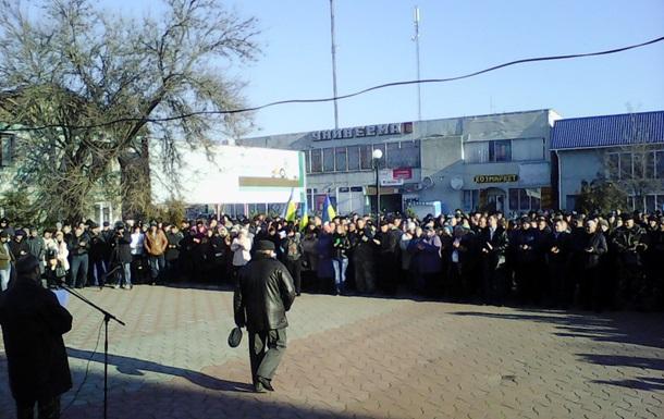 На Херсонщине активистов обвиняют в мародерстве