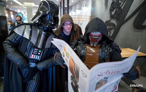 Ученые нашли психические отклонения у фанатов  Звездных войн