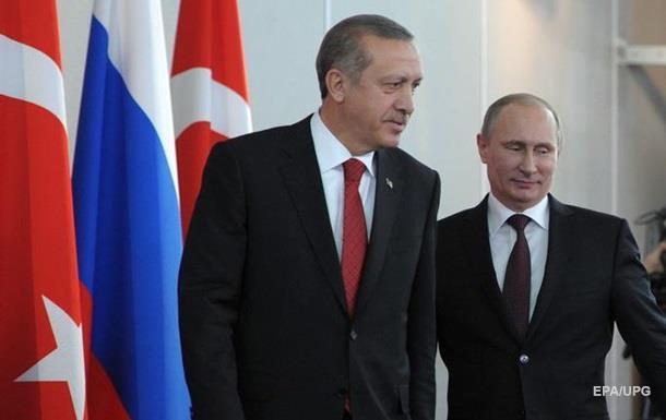 Эрдоган объяснил отказ от коалиции с РФ по Сирии